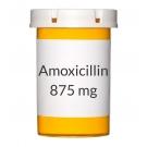 Amoxicillin 875mg Tablets