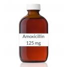 Amoxicillin 125mg/5ml Suspension (150ml Bottle)