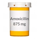 Amoxicillin 875mg Tablets