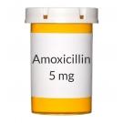 Amoxicillin/Clavulanate 200-28.5mg Chew Tablets