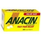 Anacin Tablet 300ct