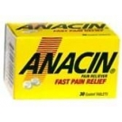 Anacin Tablet 30ct