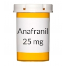 Anafranil 25mg Capsules - 30 Count Bottle