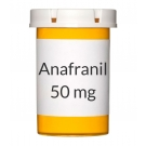 Anafranil 50mg Capsules - 30 Count Bottle