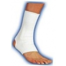 Bell Horn Ankle Support Elastic Beige Small