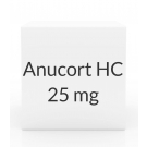 Anucort HC  25mg Suppositories (12 Count Box)