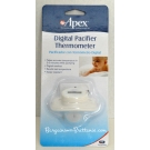 Apex Digital Pacifier Thermometer - 1ct