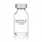 Apidra Insulin 100 Units/ml Solution - 10ml Vial