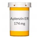 Aplenzin ER 174mg Tablets - 30 Count Bottle