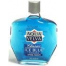 Aqua Velva After Shave Ice Blue 3.5oz