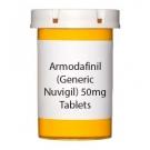 Armodafinil (Generic Nuvigil) 50mg Tablets