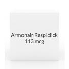Armonair Respiclick  113mcg Inhaler- 60 Doses