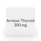 Armour Thyroid 300mg Tablets