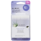 Almay Oil-Free Makeup Eraser Sticks - 24ct, 2pk ** Extended Lead Time **