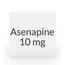 Asenapine (Saphris) 10 mg Sublingual Tablets - Box of 60 (Greenstone)