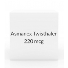 Asmanex Twisthaler 220mcg - 120 Metered Doses