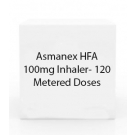 Asmanex HFA 100mg Inhaler- 120 Metered Doses