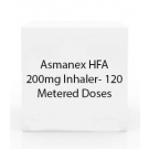 Asmanex HFA 200mg Inhaler- 120 Metered Doses
