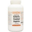 Aspirin (325mg) - 100 Enteric Coated Tablets