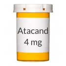 Atacand 4mg Tablets