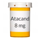 Atacand 8mg Tablets