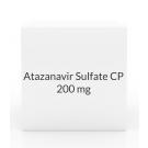 Atazanavir Sulfate CP 200mg - 60 Capsules Bottle