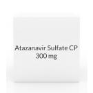 Atazanavir Sulfate CP 300mg - 30 Capsules Bottle