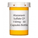 Atazanavir Sulfate CP 150mg - 30 Capsules Bottle