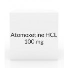 Atomoxetine HCL 100mg Capsules