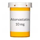 Atorvastatin 10 mg Tablets
