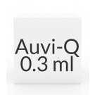 Auvi-Q 0.3/0.3ml Syringe Auto-Injector- 2 Pack***NATIONWIDE SHORTAGE. LIMITED QUANTITIES. DELAYED ORDERS POSSIBLE***