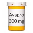 Avapro 300mg Tablets**MARKET SHORTAGE EXPECTED DELIVERY 4/4/16***