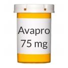 Avapro 75mg Tablets