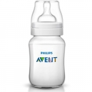 Philips Avent Anti-Colic Clear BPA-Free Baby Bottle - 9 oz ** Extended Lead Time **