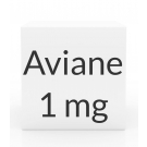 Aviane 0.1mg-0.02mg Tablets - 28 Tablet Pack