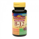 Nature Made B-12 Vitamin 1000mcg Dietary Supplement Micro-Lozenges-50ct