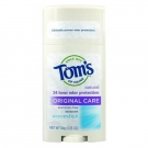 Toms of Maine Natural Deodorant Stick Unscented 2.25oz