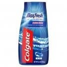 Colgate Max Fresh Toothpaste Gel Whitening Cool Mint  4.6 oz