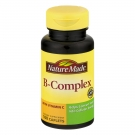 Nature Made B-Complex w/Vitamin C Caplets 100ct