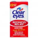 Clear Eyes Drops 1oz