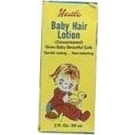 Baby Hair Lotion 2 Ounces