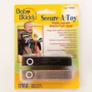 Baby Buddy Secure-A-Toy 2ct