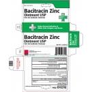 Bacitracin Zinc Ointment 1oz