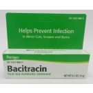 Perrigo Bacitracin Firstaid Antibiotic Ointment 15gm Tube