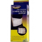 Lumbar Sacral Support XXL White - 1ct