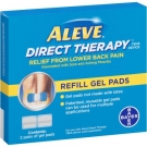 Aleve Direct Therapy TENS Refill Kit - 4ct