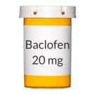 Baclofen 20mg Tablets