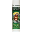 Badger Lip Balm, Unscented - .15oz Stick, 18ct * Extended Lead Time**