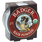 Badger Man Care Hair Pomade - 2oz Tin ** Extended Lead Time **