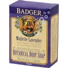 Badger Maillette Lavender Botanical Body Soap - 4oz